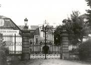 Zámek Štiřín v r. 1945