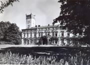 Castle Kamenice in 1945