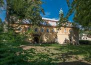Castle Lojovice in 2018