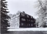 Castle Olešovice in 1945