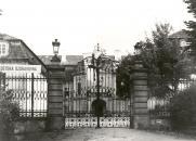 Castle Štiřín in 1945